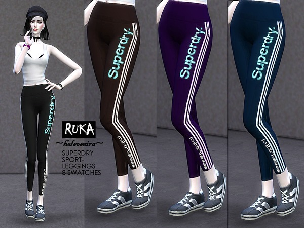 RUKA - Sport pants - Required: City Living by Helsoseira