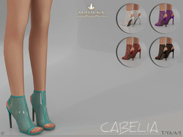 Madlen Cabelia Shoes by MJ95