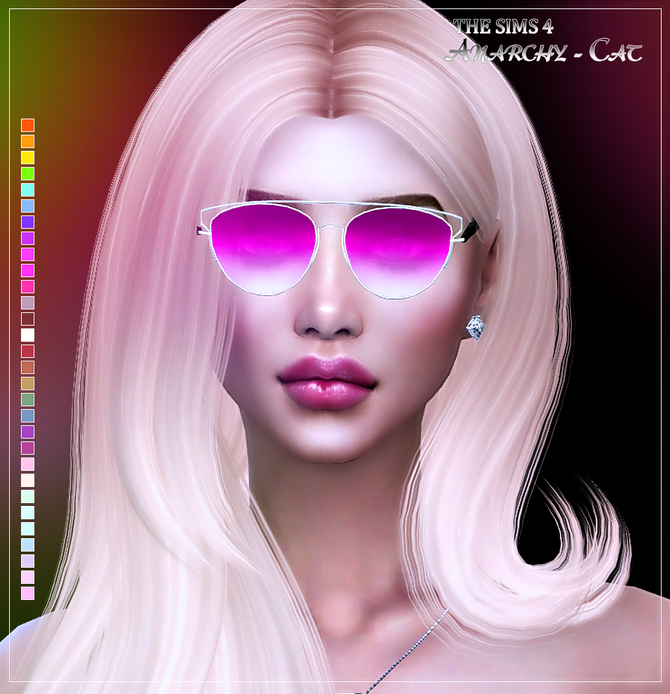 Technologic Sunglasses by Anarchy-Cat