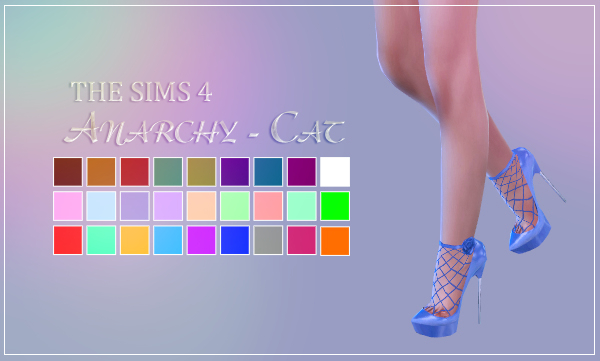 Madlen Lolita Shoes by Anarchy-Cat
