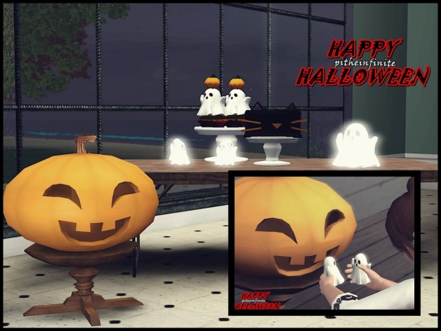 Halloween Set by Pitheinfinite
