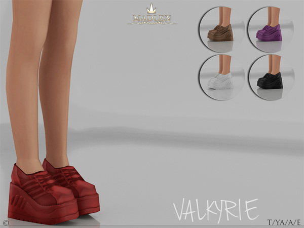 Madlen Valkyrie Shoes by MJ95