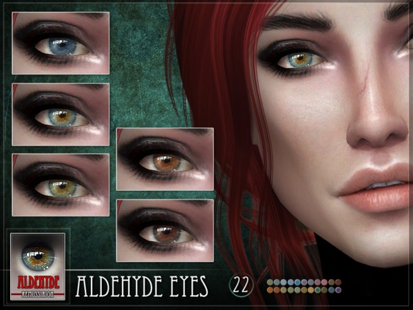 Aldehyde Eyes by RemusSirion