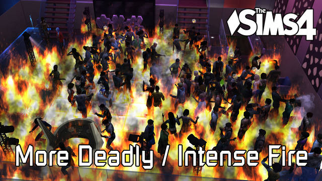 More Deadly/Intense Fire by weerbesu