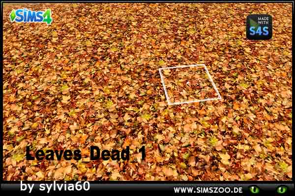 Leaves Dead 1 by sylvia60