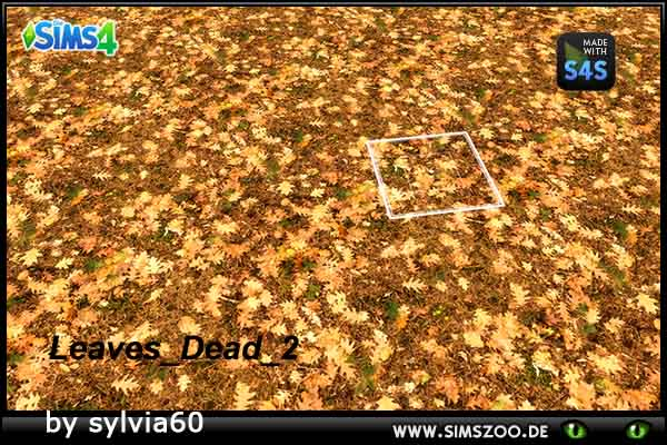 Leaves Dead 2 by sylvia60