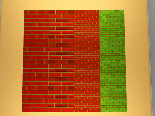 TS3-Brick Patterns by allison731