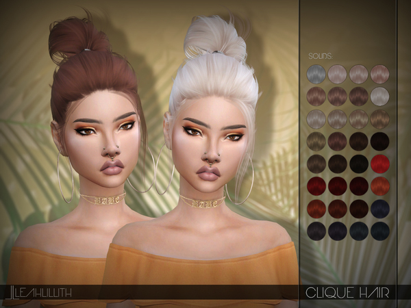 LeahLillith Clique Hair by Leah Lillith