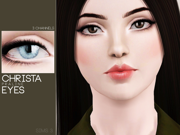 Christa Eyes by Pralinesims