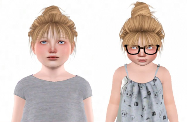 LeahLillith New Rules for Child and Toddler by chuskasims