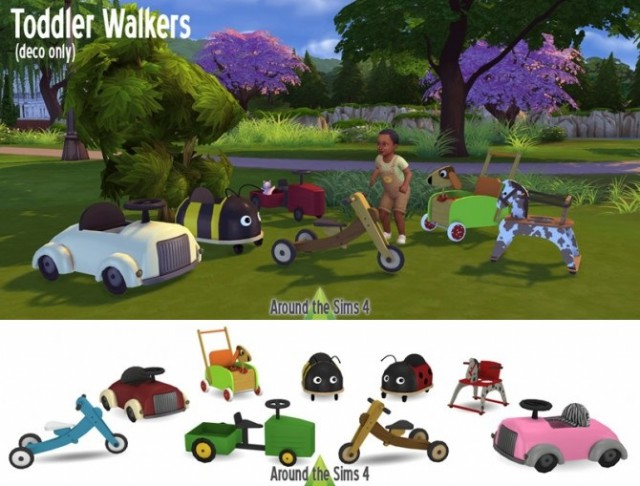 Toddler Walkers by Sandy