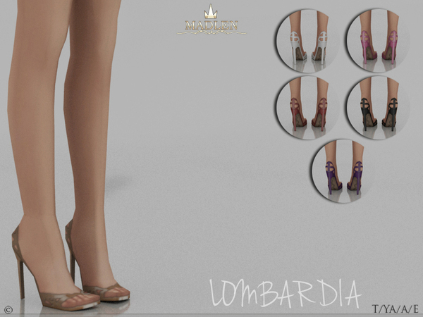 Madlen Lombardia Shoes by MJ95