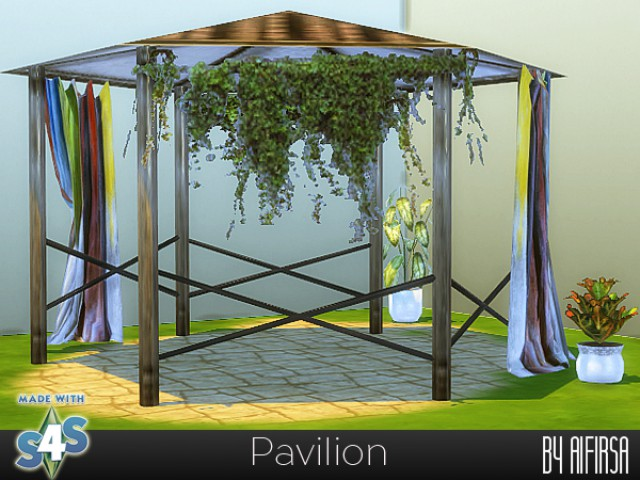 Pavilion by Aifirsa