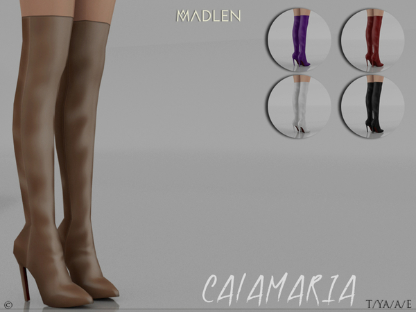Madlen Calamaria Boots by MJ95