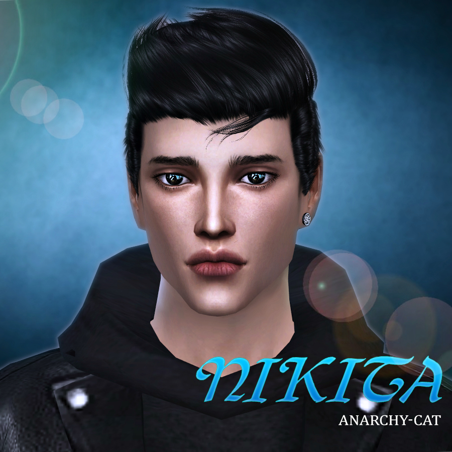 Nikita Ervin by Anarchy-Cat