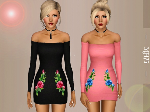 S3 Caledonia Dress by Margeh-75
