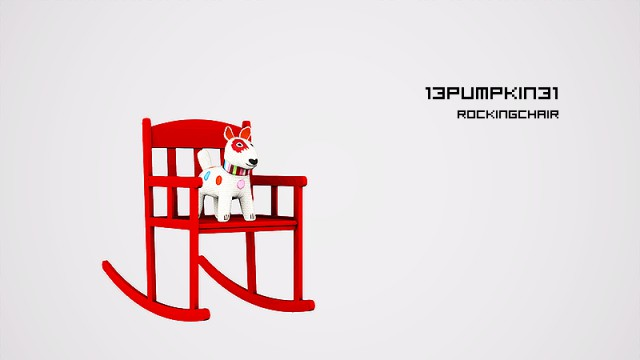 13pumpkin31 rocking chair by Taultvec