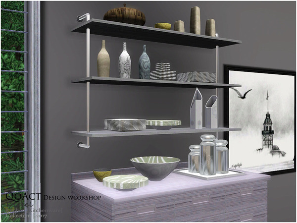 Diesel Kitchen [Kitchenware] by QoAct