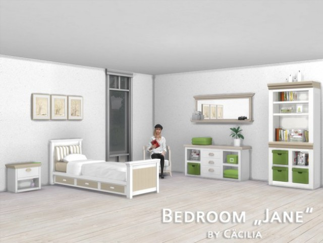 """Bedroom """"Jane"""" by Ccilia"""