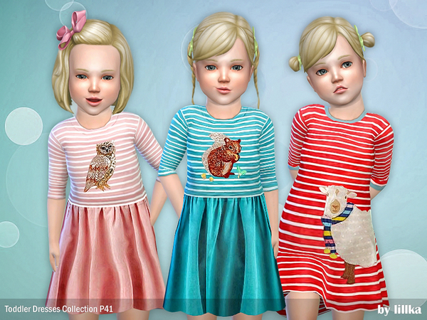 Toddler Dresses Collection P41 by lillka