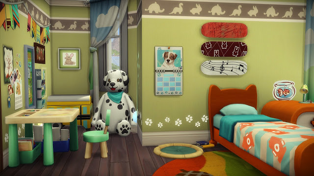 Cats & Dogs House by Frau Engel