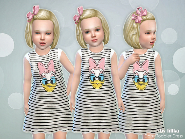 Daisy Toddler Dress by lillka