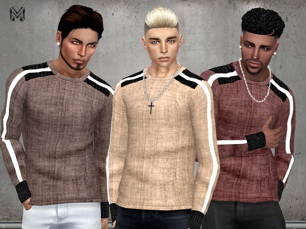 MP Male Linen Shirt by MartyP