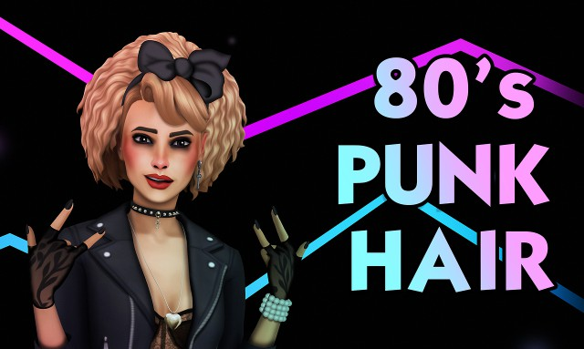 80s Stuff Punk Hair by Cooper322