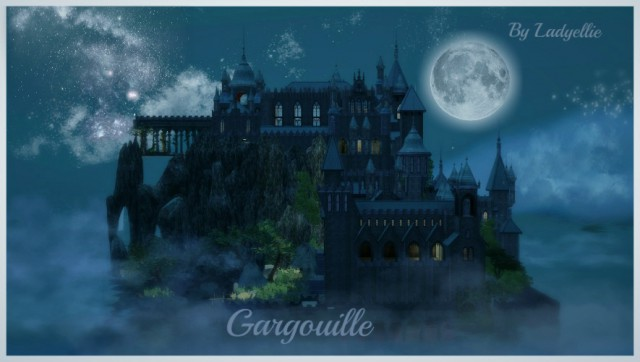 Gargouille by Ladyellie
