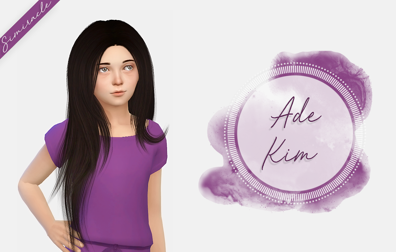 Ade Kim - Kids Version by Simiracle