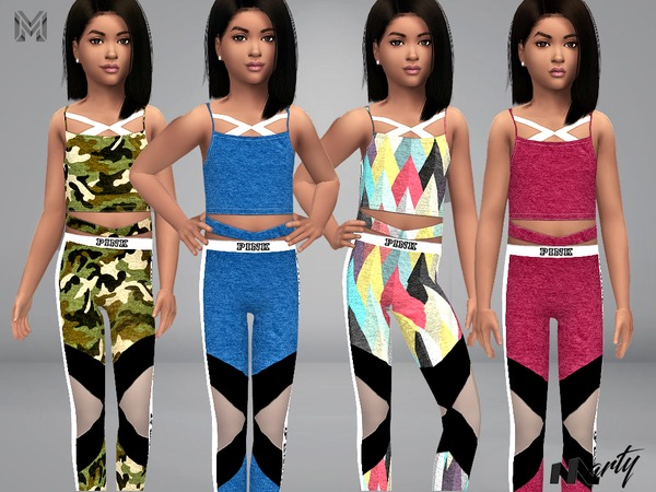 MP Electra Sport Outfit (child) by MartyP