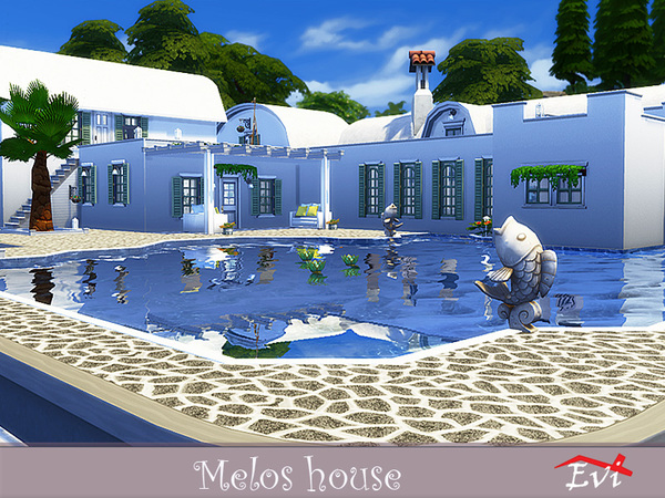 Melos House by evi