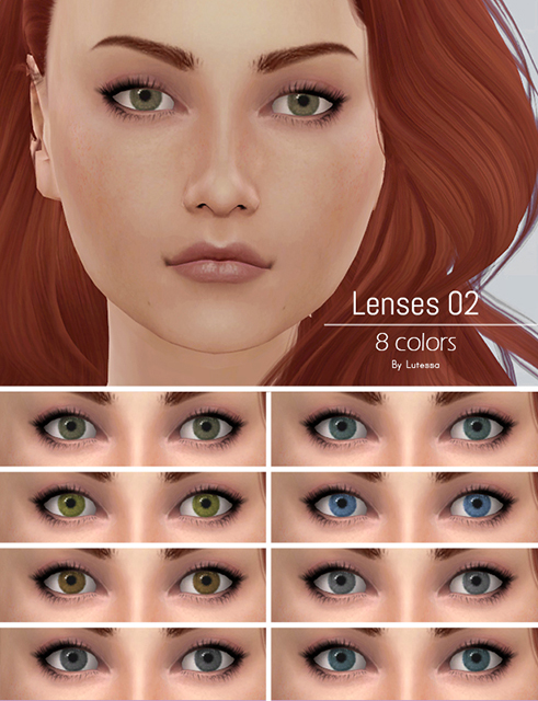 Lenses 02 by Lutessa
