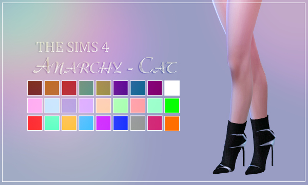 Madlen Acitones Shoes by Anarchy-Cat