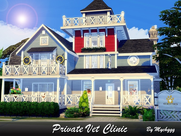 Private Vet Clinic by MychQQQ