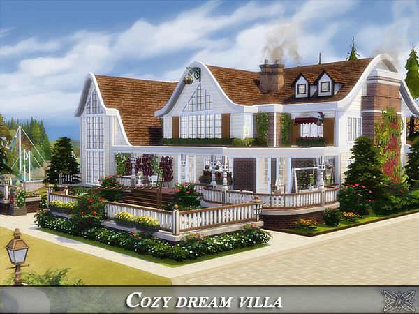 Cozy dream villa by Danuta720