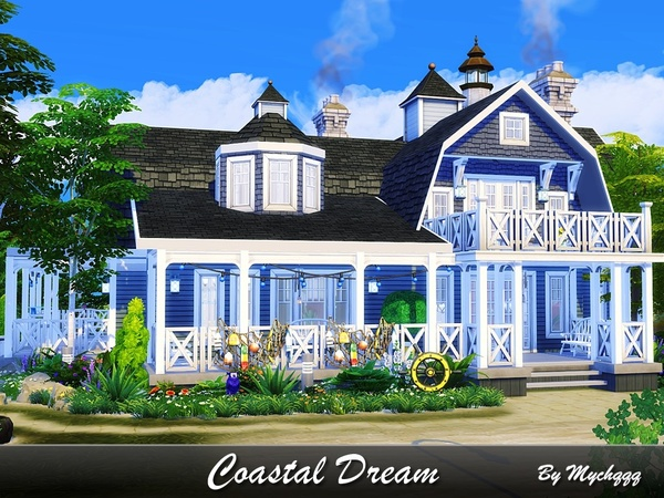 Coastal Dream by MychQQQ