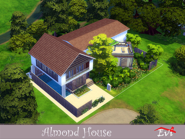 Almond House by evi