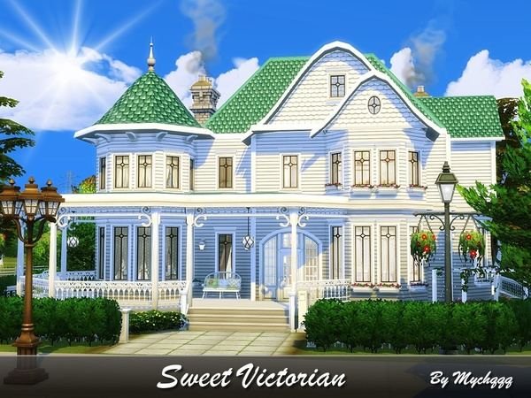 Sweet Victorian by MychQQQ