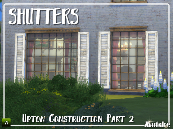 Upton Constructionset part 2 by mutske