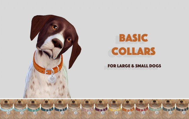 Basic Collars by dampei