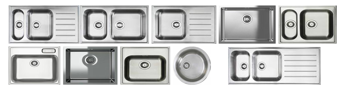 IKEA KITCHEN SINKS by Enure Sims