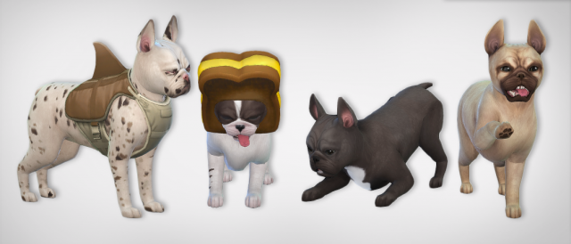 French Bulldogs Edit by CakeNoodles