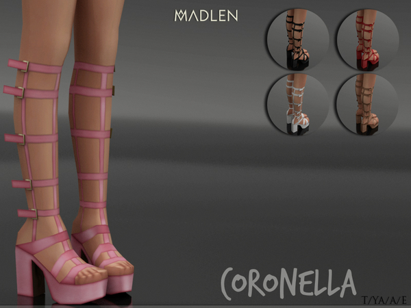 Madlen Coronella Shoes by MJ95