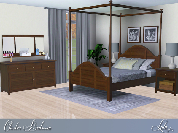 Chester Bedroom by Lulu265