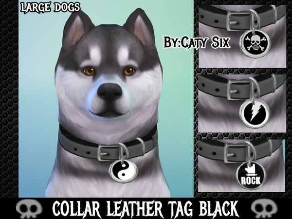Collar for large dogs by CatySix