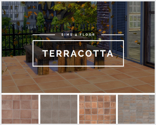 Terracotta Floors by Tilly-Tiger