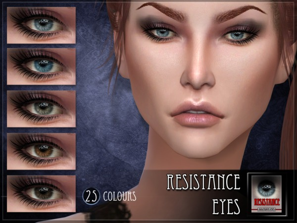 Resistance Eyes by RemusSirion