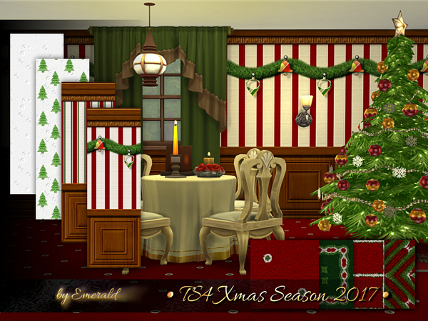 TS4 Xmas Season 2017 by emerald