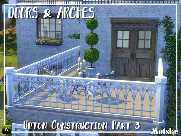 Upton Constructionset part 3 by mutske